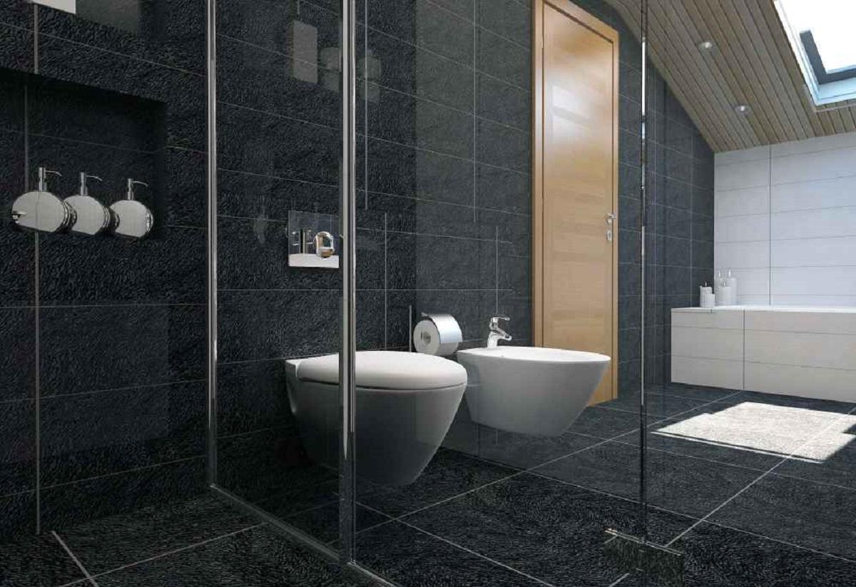 meble łazienkowe na poddaszu w Białymstoku