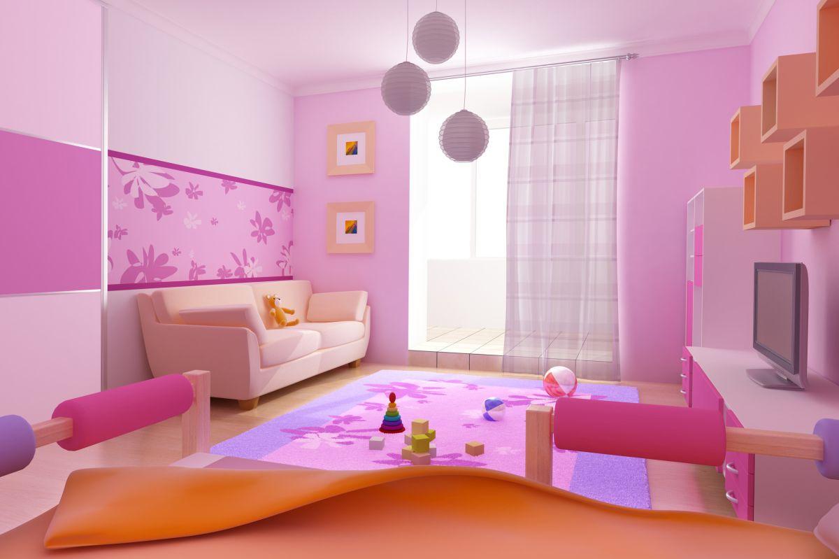 pokój dziecięcy dla dziewczynki Białystok