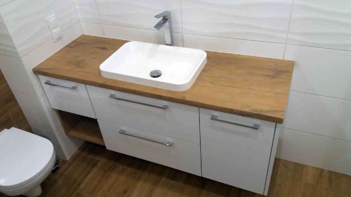 solidne meble łazienkowe w Białymstoku
