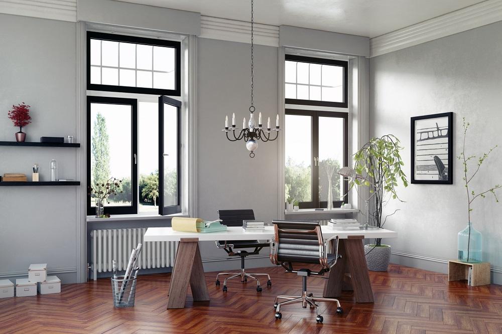 Modernistyczne meble biurowe w Białymstoku